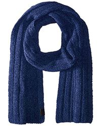 Original Penguin - Textured-knit Scarf - Lyst