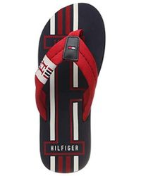 b17ac9c3119 Tommy Hilfiger - Badge Textile Beach Sandal