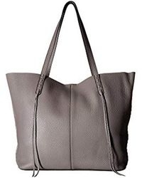 Rebecca Minkoff - Medium Unlined Tote With Whipstich - Lyst