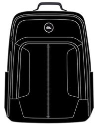 Quiksilver - Schoolie Cooler 25l Medium Backpack Size - Lyst