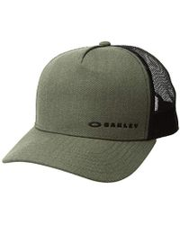 quality products sale purchase cheap Oakley Cotton B1b Cap in Blue for Men - Lyst