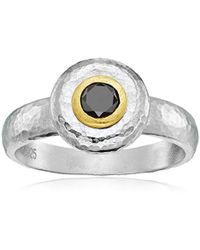 Gurhan - Droplet Sterling Silver Ring, Size 7 - Lyst