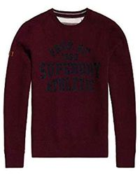 Superdry - Sports Sweatshirt - Lyst