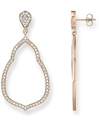 Thomas Sabo - Glam & Soul, orecchini da donna, in argento Sterling 925, placcati in oro rosa 18 K - Lyst