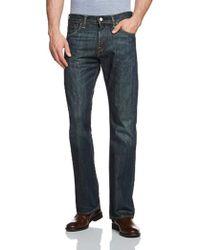 Levi's - 527 Slim Boot Cut Bootcut Jeans - Lyst