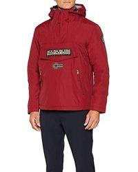 Napapijri - Rainforest Pocket Jacket - Lyst