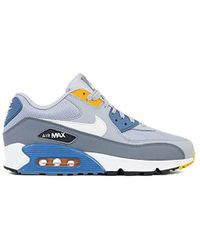 4463b5482c Nike Air Max 90 Essential Gymnastics Shoes in Green for Men - Lyst
