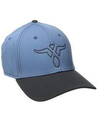 Wrangler - 20x A-flex Fit Blue/black Baseball Cap - Lyst