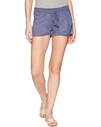 Roxy - Oceanside Dobby Short - Lyst