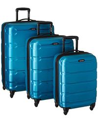 Samsonite - Omni Pc Hardside 3 Piece Set 20 24 28 Spinner - Lyst