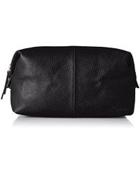 Cole Haan - Pebbled-leather Dopp Kit - Lyst