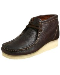 Clarks - Wallabee Boot - Lyst