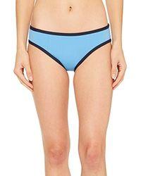 Tommy Hilfiger - Nomad Colorblock Classic Reversible Bikini Bottom - Lyst