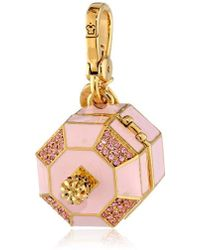 Juicy Couture - Music Box Charm - Lyst