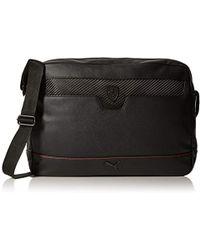 PUMA - Ferrari Lifestyle Reporter Bag (074204) - Lyst