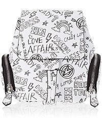Guess - Sally, 's Backpack, Multicolour (graffiti/gft), 29x23x13 Cm (w X H L) - Lyst