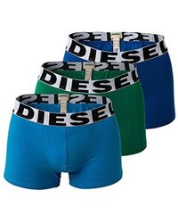 DIESEL - Shawn 3 Pack Large Logo - Lyst