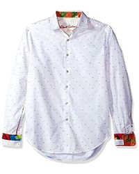 Robert Graham - Karayn Limited Edition Sport Shirt - Lyst
