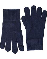 Tommy Hilfiger - Pima Cotton Cashmere Gloves - Lyst