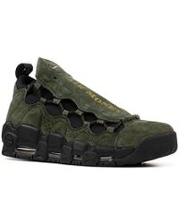 a6318d22cbc6b Nike Air More Uptempo '96 France Qs - Black & Metallic Gold in Black for  Men - Lyst