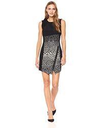 f3166732b For Love & Lemons Vivi Party Dress in Black - Lyst