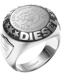 DIESEL - Herren Ring DX0182040 - Lyst