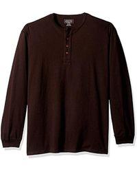 Pendleton - Deschutes Henley Shirt - Lyst