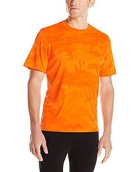 Champion T-Shirt T380 Men/'s Vapor Cotton Short-Sleeve NEW