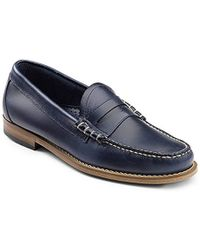 G.H. Bass & Co. - Larson Penny Loafer - Lyst