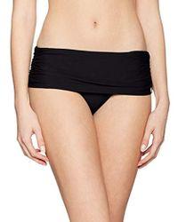Calvin Klein - Classic Foldover Bikini Bottoms - Lyst