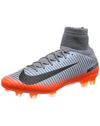 c5945c1bcb0e Nike Mercurial Victory Vi Dynamic Fit Ag-pro Football Boots in Green ...