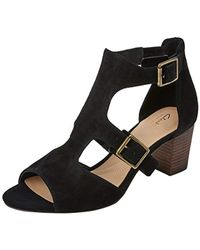 Clarks - Deloria Kay Ankle Strap Sandals - Lyst