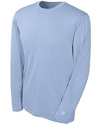 01ff0bb03da5 Lyst - Champion Cw26 Double Dry Performance Long Sleeve T-shirt in ...