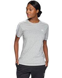 Lyst adidas Originals Raglan T - shirt Dress In Black