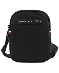 Tommy Hilfiger - Tommy Compact Crossover Laptop Bag - Lyst