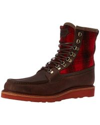 708d2af01c1 Lyst - Oliberte The Mogado Hi Boot in Brown Yellow Pullup in Brown ...