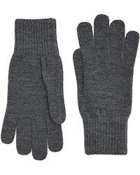 Wrangler - Basic Gloves, Guanti Uomo - Lyst