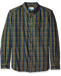 Lyst - Scotch   Soda Grey Shirt Relaxed Fit in Gray for Men 7fb585ddd6