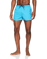 e3d4d89fb51 Pepe Jeans Maillot De Bain Daniel Blue Men s In Blue in Blue for Men ...