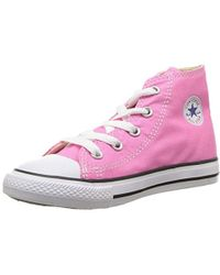 9ee413a7ee4126 Converse - Unisex Babies  Chuck Taylor Inft C t Allstar Hi Canvas Slippers -