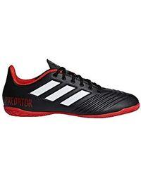 af37a7c82 adidas Unisex Adults  Nemeziz Tango 18.4 In J Futsal Shoes in Gray ...