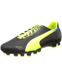 b8177bd2984f PUMA - Evospeed 2.2 Ag Football Shoes - Lyst