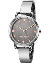 Nine West - Bangle Watch - Lyst