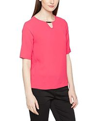 Dorothy Perkins - Front Metal Bar Blouse - Lyst