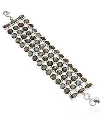 Lucky Brand - Mother-of-pearl Stranded Bracelet - Lyst