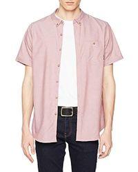 Billabong - All Day Oxford Ss Sport Shirt - Lyst