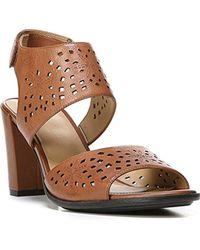 2fd716909144 Lyst - Naturalizer Zinna Dress Sandal - Save 18%