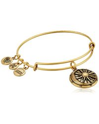 ALEX AND ANI - Cosmic Balance Expandable Rafaelian Bangle Bracelet - Lyst