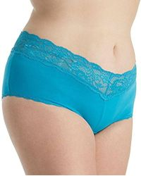 c661962b7 Cosabella - Plus-size Never Say Never Cheekie Cotton Hotpant Panty - Lyst