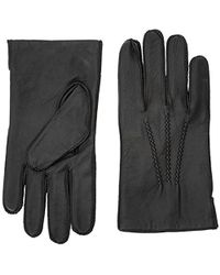 Tommy Hilfiger - Basic Lthr Glove Gloves - Lyst